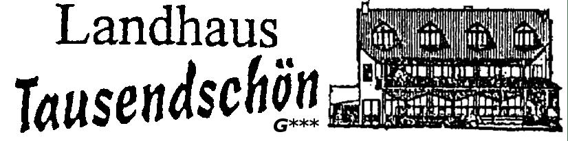 Landhaus Tausendschön G***